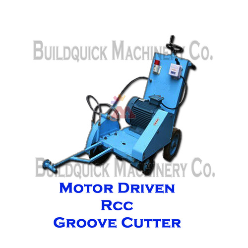 Motor Driven RCC Groove Cutter