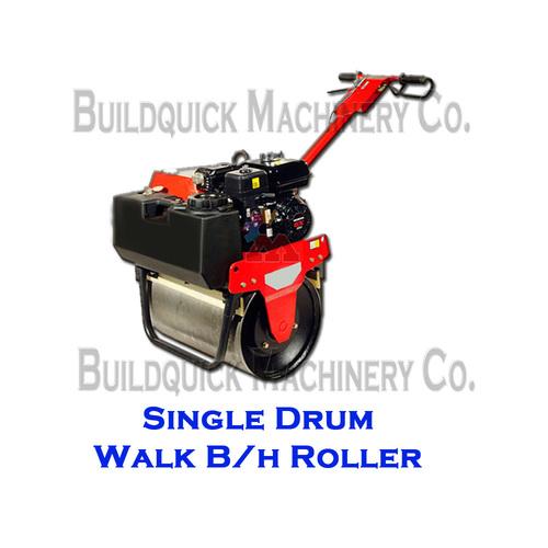 Single Drum Walk Behind Roller