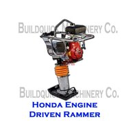 Honda Engined Driven Rammer