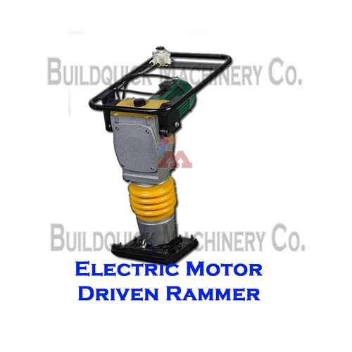 Electric Motor Driven Rammer