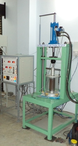 Tri Axial Fatigue Testing Machine