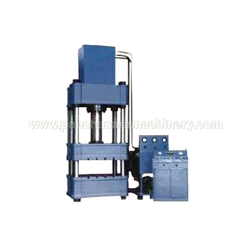 4-Pillar Hydraulic Press