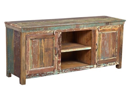 Recycled Wooden Chest