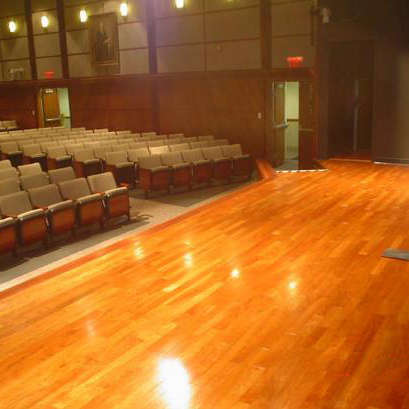 Auditorium Wooden Flooring