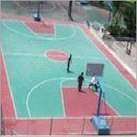 Sports Outdoor Court Flooring