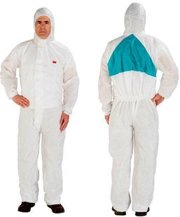 3M 4520 PROTECTIVE COVERALL