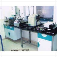 Dyes Pigment Testing Service