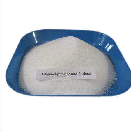 Lithium Hydroxide Monohydrate