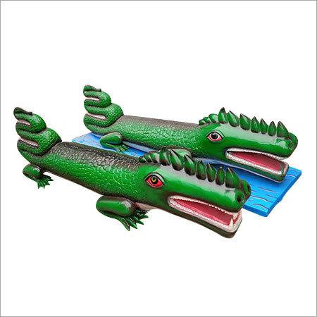 Fiber Crocodile Toys