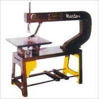 Automatic Jig Saw Machine