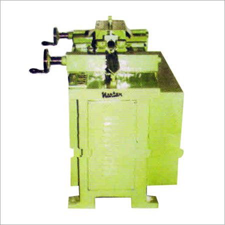 Automatic Wood Rounding Machine