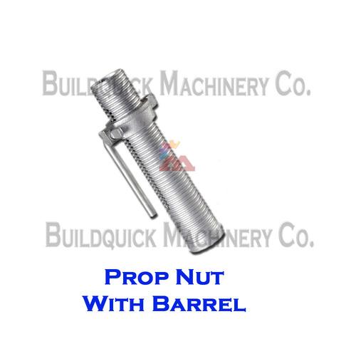 Prop Nut With Barrel