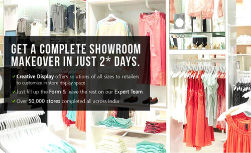 Showroom Designing Services