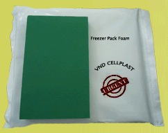 Freezer Pack Foam