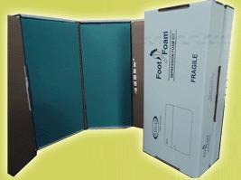 Impression Box Foam