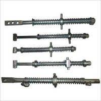 Rotavator Spring Rod Assembly