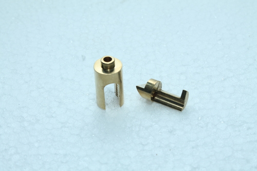 Brass Cable CC Coupler