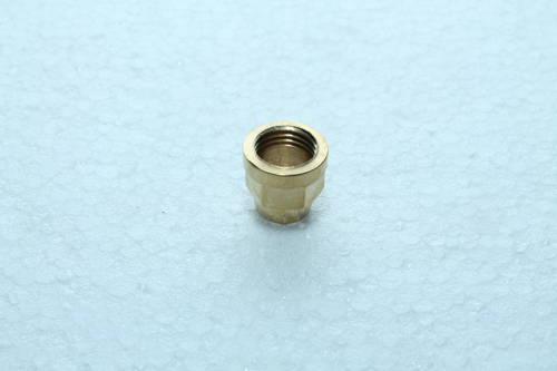 Brass Flare Hex Nut