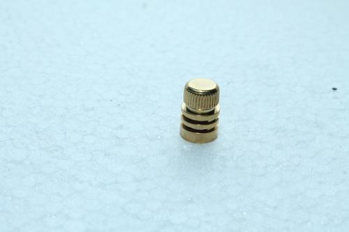 Brass Round Step Nut