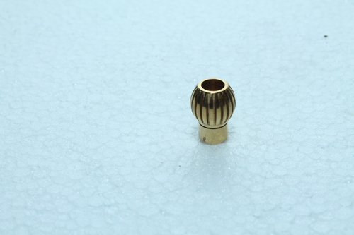 Brass CNC Turned Fasteners