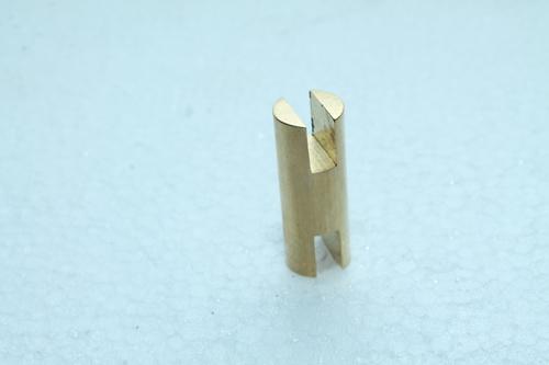 Brass Glass Fitting
