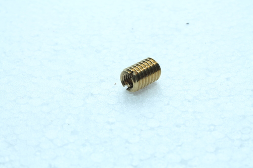Hollow Wood Vented Brass Screw