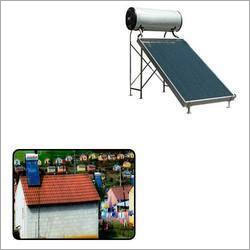 Domestic Solar Energy Water Heater