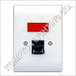 Flush DP Switch with Indicator