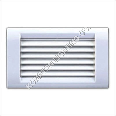 Louver Light Fixture
