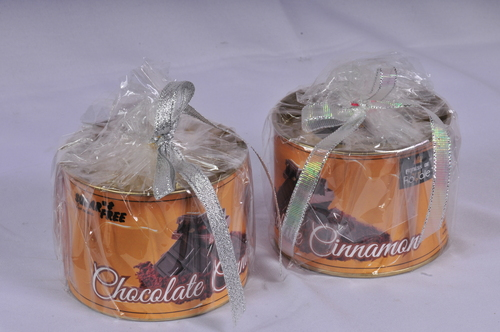 Dark Cinnamon Chocolate