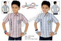 Lined Children Shirt