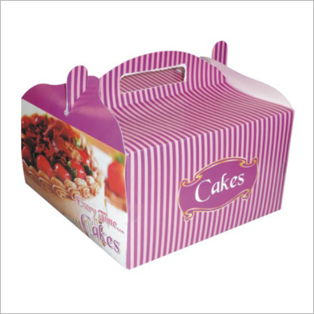 Ready Made Cake Boxes