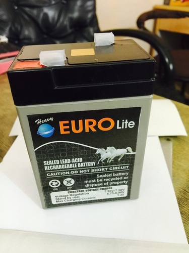 6 Volt4.5 Ah Weighing Scale Battery