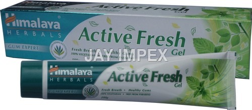 Active Fresh Gel Toothpaste
