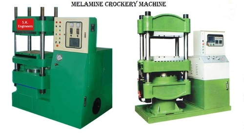 PLASTIC MELAMINE DENER SET MAKING MACHINE FOR SETUP A SMALL BUSNISS AT HOME