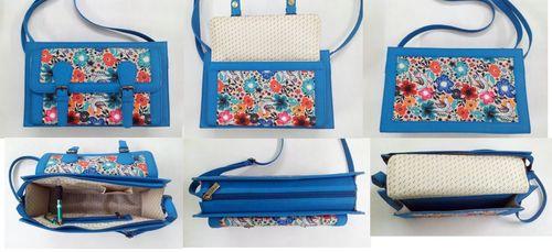 Designer hand-bag
