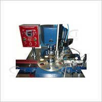 Full Option Machine With Elevator Hopper Feeder And With Covers