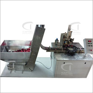 Wadding (Liner Fixing) Machines for Fixing Pre-Cut Liners in Closures