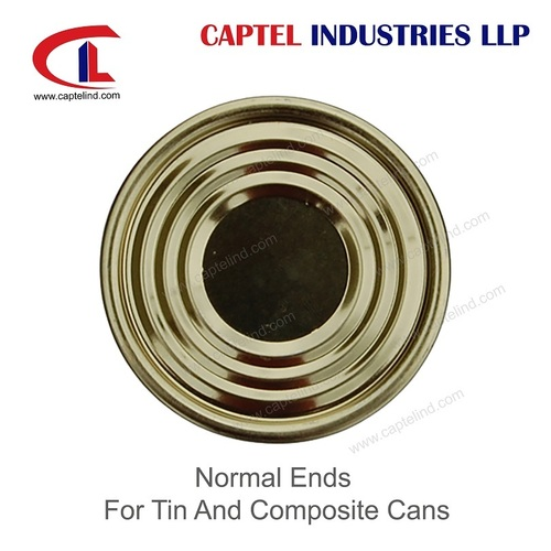 Normal Ends for Tin and Composite Cans