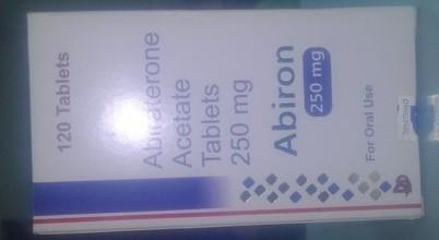 Abiron-Abiraterone Acetate Tablets