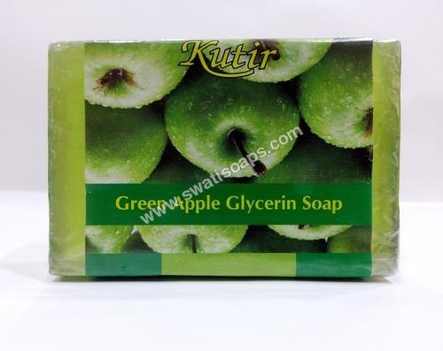 Green Apple Glycerin Soap