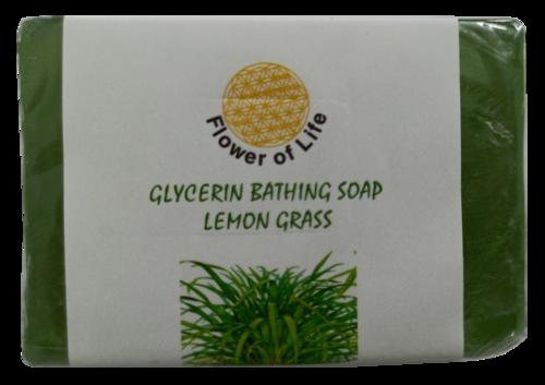 Lemongrass Glycerin Soap