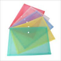 EXPANDABLE CLEAR BAG (PLAIN)
