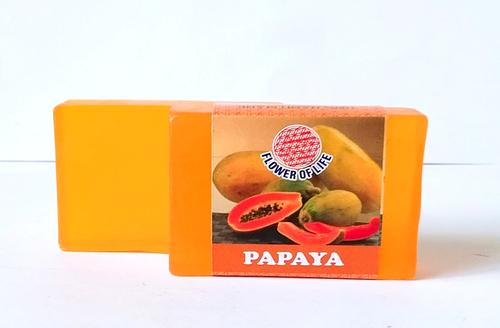 Papaya Glycerin Soap