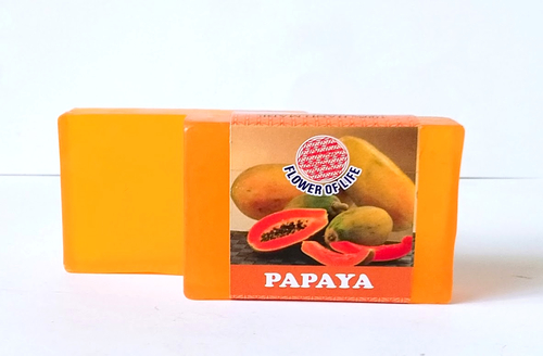 Papaya Glycerin Soap