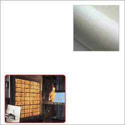 Fire Protection Fiberglass Fabric