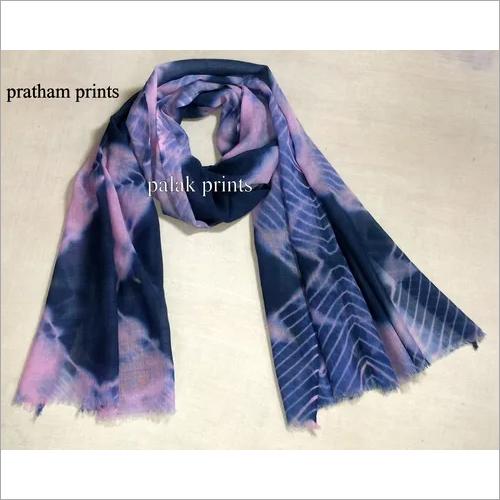Wool Tie Dye Stoles