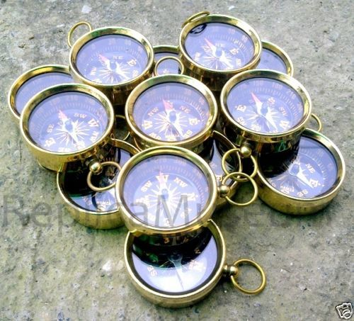 Key Chain Compass Set Of 50 Beautiful Nautical Key Chain