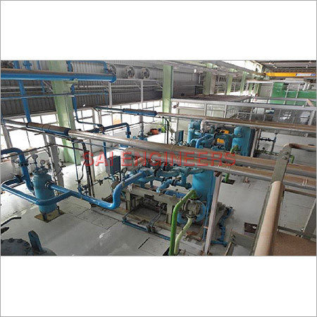 Compressed Air System Turnkey Project
