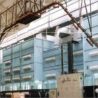 Paint Shop Erection Services